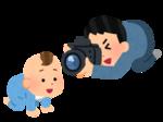 井上咲楽、キュートな幼少期ショットを公開!「モデル顔」「天使すぎますて」【画像】