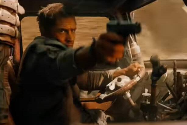 マッドマックス怒りのデスロードという人類史に残る映画