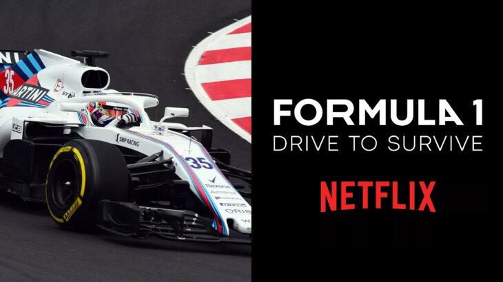 【Netflix】F1買収への関心を認める「売却される場合には入札を検討」と会長