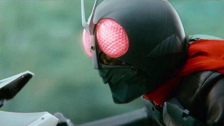 「シン・仮面ライダー」第2号のイメージビジュアル公開で驚きと期待の声「ダブルライダーキックも見たい!」
