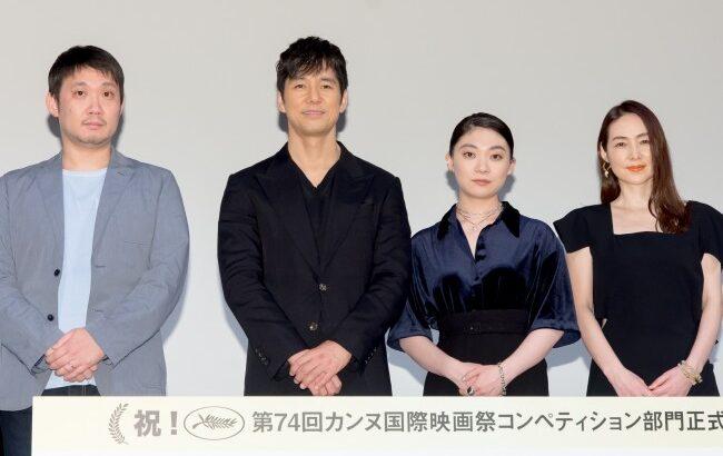 濱口竜介監督・西島秀俊主演『ドライブ・マイ・カー』、米アカデミー賞日本代表に選出